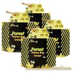 ครีมน้ำผึ้งป่า B'Secret Forest Honey Bee Cream 4 กระปุก