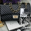KEEP ( Shoulder Chevon Chain Handbag )