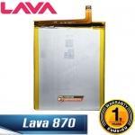 แบตเตอรี่ AIS - Lava 870