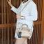 KEEP Longchamp Duo Sister-Mini size ( Luxury Gold ) thumbnail 6