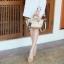 KEEP Longchamp Duo Sister-Mini size ( Luxury Gold ) thumbnail 7