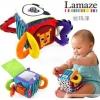Lamaze Peek-a-boo Block