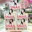 สเนลไวท์ Snail white cream 5 กระปุก thumbnail 1