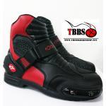 รองเท้า Alpinestars ข้อสั้น #สีดำตัดแดง