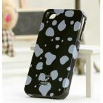 เคสไอโฟน4 /4s Mercury JELLY สีดำ ดัลเมเชียน