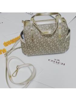 Dkny bag gold color