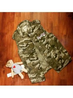 Jacketลายทหารสุดฮ็อต