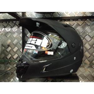 หมวกกันน็อค Real Drift-s#สีดำด้าน