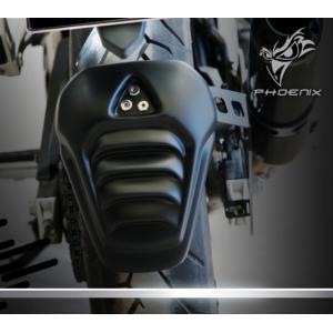 กันน้ำดีดล้อหลัง แบรน Phoenix CBR500X/F/R แบบขาเดี่ยว