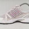 รองเท้าผ้าใบ Adidas Running Shoe สีขาว ชมพู เบอร์ 38