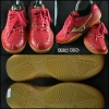 Mizuno สีแดงคาดทอง สภาพ 90% size 36.5