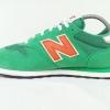 รองเท้าผ้าใบ New Balance GM300GO สีเขียว เบอร์ 42.5