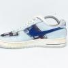 รองเท้า NIKE AIR ของแท้ มือสอง สีฟ้าน้ำเงิน