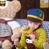 หมวกนกฮูก ปีกน้ำตาล
