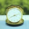 T0660 นาฬิกาปลุกเยอรมันโบราณ Europa ส่ง EMS ฟรี
