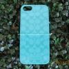 COACH F65336  AQU Signature iPhone 5 case skin