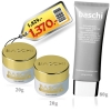 Promotion Baschi Skin Clarifying Day Cream 20g.+Night20g.+Cleansing 80g.