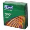 ถุงยางอนามัย Durex คอนทูรา ผิวไม่เรียบ 52mm