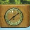 T0684 นาฬิกาแขวนไขลานเยอรมันโบราณ Ankeruhr ส่ง EMS ฟรี