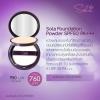 T105 Sola Foundation Powder โซลา แป้งผสมรองพื้น เบอร์ 1 สำหรับผิวขาว / เบอร์ 2 สำหรับผิวขาวเหลือง - สองสี เลขที่จดแจ้ง อย. 10-2-5733081
