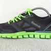 รองเท้าผ้าใบ Reebok running สีดำ เขียว เบอร์ 41