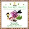 Babie Blink Acne Clear White Overnight : บาร์บี้ บริ๊ง แอนเน็ต คลีน โอเวอร์ไนท์ มาส์คสูตรลดสิว บำรุงผิวขาวใส รูขุมขนกระชับ เพียงข้ามคืน