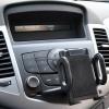 ที่วางมือถือในรถยนต์แบบคลิป ใช้งานง่าย ไม่บังกระจก ไม่ใช่จุ๊บสูญญากาศ