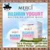 Merci Bulgarian Yogurt Whitening Cream Mask : เมอร์ซี่ บัลแกเรียน โยเกิร์ต มาส์ค เนรมิตให้ผิวคุณขาวกระจ่างใส เปล่งประกายดูมีออร่า ใครได้ลองก็ต้องหลงรักเลย