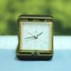 T0663 นาฬิกาปลุกเยอรมันโบราณ Anker ส่ง EMS ฟรี