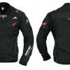 เสื้อการ์ด Kushitani Edge Mesh Jacket Model K2157 #สีดำ