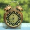 T0638 นาฬิกาปลุกเยอรมันโบราณ Jerger ส่ง EMS ฟรี