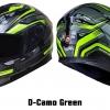 #D-Camo Green No.6