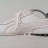 รองเท้าผ้าใบ PUMA หนังสีขาว เบอร์ 44