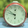 T0631 นาฬิกาปลุกเยอรมันโบราณ Kienzle ส่ง EMS ฟรี
