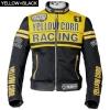 เสื้อการ์ด Jacket Yellow Corn รุ่นล่าสุด BB3117 #สีดำเหลือง/ดำขาว