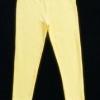 GP-085 (5Y) กางเกงเลคกิ้ง Nike สีเหลือง ปักแบรนด์ Nike สีชมพู