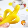 แปรงกล้วย สีเหลือง BPA Free
