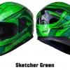 #Sketcher Green No.7