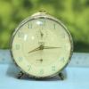 T0650 นาฬิกาปลุกเยอรมันโบราณ Junghans ส่ง EMS ฟรี