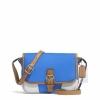 กระเป๋า COACH F29762 SVCDA HADLEY TWILL FIELD CROSSBODY BAG