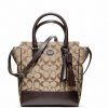 กระเป๋า COACH F48879 SKHMA LEGACY Tanner Crossbody Mini Tote Bag