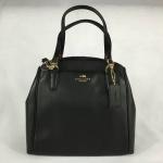 สินค้าพร้อมส่งจาก USA » กระเป๋า COACH F34663 LEATHER MINETTA CROSSBODY สีดำ