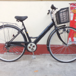 PHYSALIS จักรยานแม่บ้าน มีเกียร์ ตะกร้า
