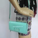สินค้าอยู่ USA : กระเป๋า Kate Spade Natalie WKRU2722 wellesley givernyble473 สีเขียวมิ้น