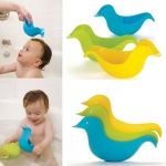 dunck stacking bath toy