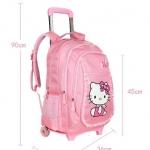 กระเป๋าล้อลาก Kitty