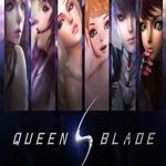 เงิน G Queen Blade