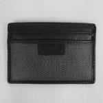กระเป๋า COACH F74814 CHR MEN'S SLIM CARD CASE ID WALLET LEATHER CHARCOAL