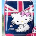 """กระเป๋าล้อลาก Charmmy Kitty 20"""""""