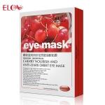 พร้อมส่ง BEAUTY HOST-Cherry Nourish and anti-Drak Orbit Eye Mask